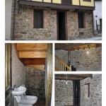 Montestur. Rehabilitación Casas Rurales. Lavallos