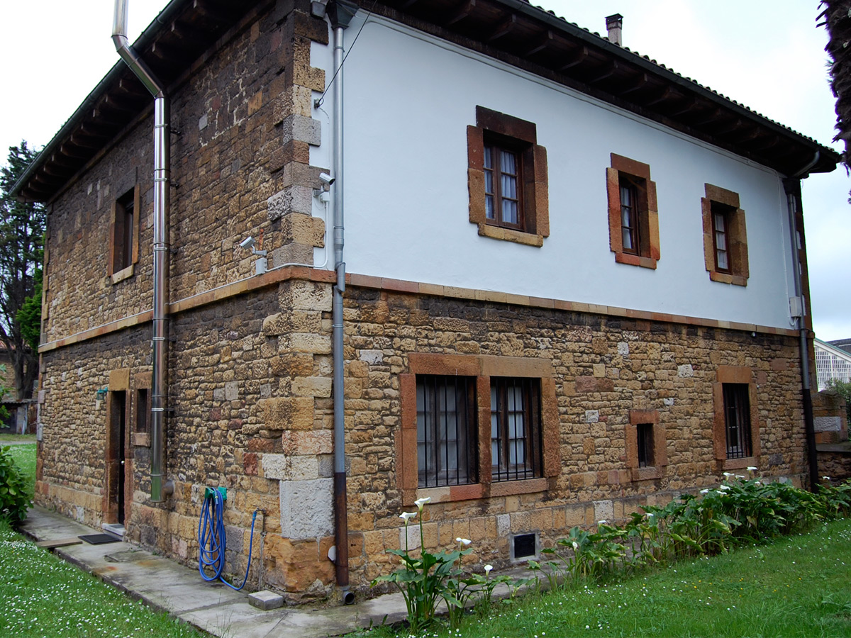 Montestur rehabilitacion reformas obra asturias montestur - Rehabilitacion casas rurales ...