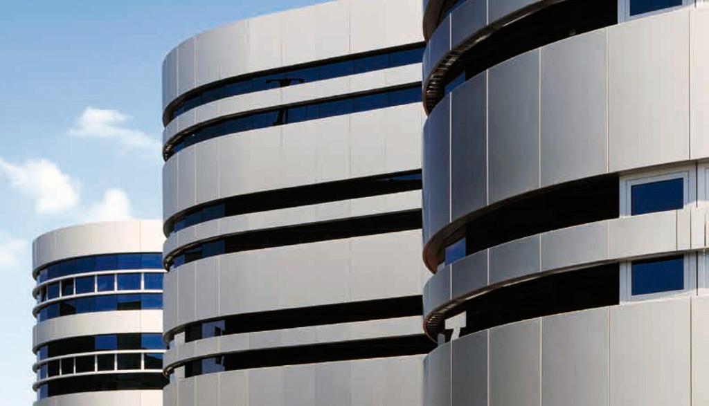Montestur, fachadas ventiladas